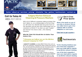 arctic cleaning solutions