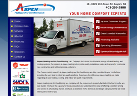 aspen heating & air conditioning