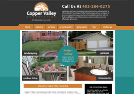 copper valley contracing