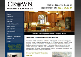 crown granite & marble