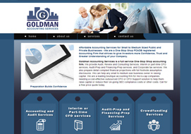 goldman accounting services