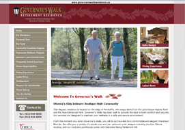 governors walk