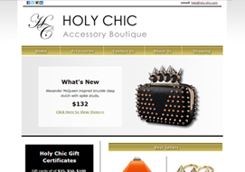 holy chic accesory boutique